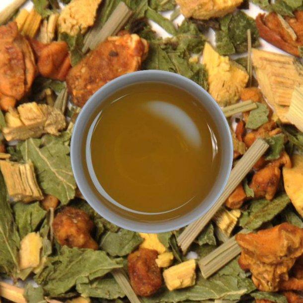 Herbal Mint Cooler