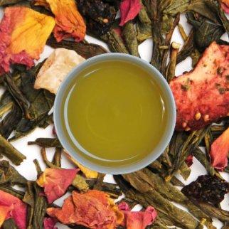 Grøn Aroma-Te
