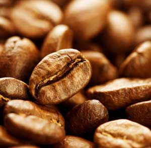 mild kaffe hele bønner