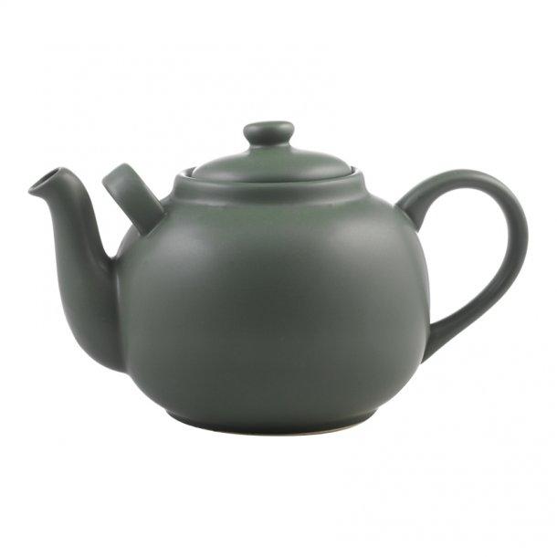 Tepotte - 2,5 liter (Mat grøn)